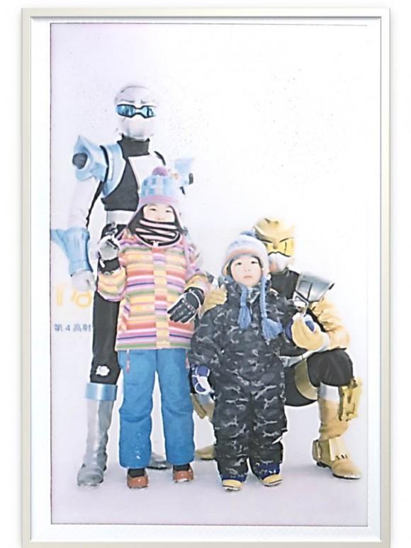 雪フェスヒーローショー